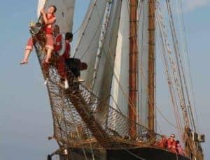 Kollo på Segelfartyget Ellen