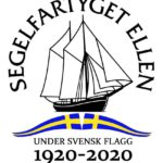 Segelfartyget Ellen 100 år under svensk flagg