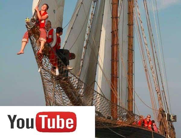 Information inför årets kollon Live på Youtube