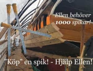 Läs mer om artikeln Ellen behöver 1000 spikar